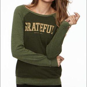 Spiritual Gangster Grateful sweatshirt